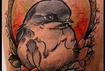 Body Art / Tattoos & Piercings / by April Rix
