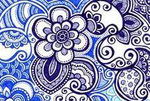 Doodle / Doodle, Zentangle, Streetart