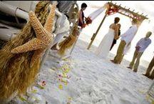 Weddings || Florida / Um belo casamento na praia? Yes, you can!