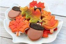 Autumn - Food & Drink / by Brook Pecha