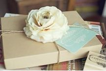 The Prettiest Packages / Presents to pretty to open / by Girl in Pink