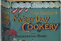 Vintage Cookbook Addiction / My fascination and love for old timey cookbooks. / by K. Keller