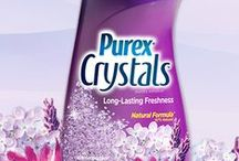 Scent-sational Spring,  inspired by Purex / Spring is all about pretty scent be it flowers or your laundry