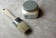 Artisan Enhancements / Wonderful finishes created with Artisan Enhancements eco-friendly, no-VOC, easy to use art mediums.