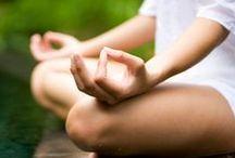 Yoga,  Meditation. Mindfullness.