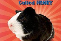Guinea Pig Books, and Rabbits & Rats / Pet cavies, rabbits and rodents, and books about them