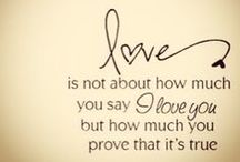 LOVE: what it is, what it's supposed to be, and what it's not