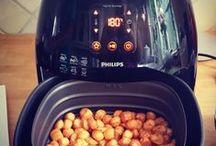 Airfryer / Recepten voor de Airfryer, zoet hartig maaltijden kortom the lot!