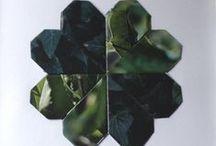 Lady EcoCraft Magazami Creations / Magazami Creations by Lady EcoCraft  (Origami using recycled magazine pages)