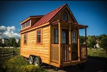 Tiny House Living / Living in a tiny house...