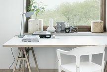 Desks / None / by Elena Kovyrzina