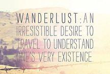 Wanderlust..... / by Kerri Ruder