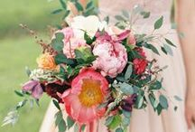 Wedding Inspiration / All things weddings: dresses, flowers, table settings, venues, color palettes, invitations