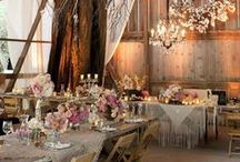 Style | Rustic / Rustic and natural styling elements