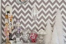 Style | Chevrons / Chevron styling for your wedding or event