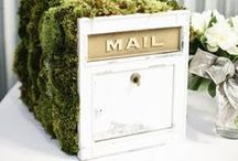 Details | Card Box / A place to post your cards and gifts