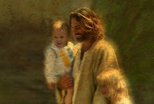 Jesus / Godly things, the Word, His awesomeness  / by Amy Sims
