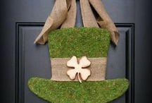 st. patty's day / St Patty's day crafts, party decor, recipes