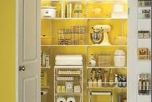 Pantry Envy / by Kim {Made in a Day}