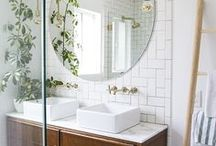 bath / My Favorite Bathroom pics and updo's, spa, repurposing