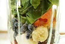 Healthy Snacks/Smoothies/Drinks / by Melissa Hylton