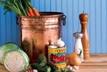 Recipes I Want to Make / by Mary Elizabeth Wert