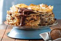 Recipe Book, Ch 4: Sweets / by Jill Bridgeman