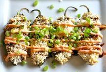 Recipe Book, Ch 6: Hors d'oeuvres, Dips, & Snacks / by Jill Bridgeman