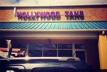 Hollywood Tans Salons / Hollywood Tans is a nationally recognized tanning chain.  Serving markets all over the United States and a few international, you will love the results you get with Hollywood Tans. / by Hollywood Tans Co
