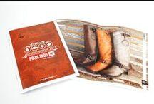 Nuestro portafolio / En este álbum conocerás los trabajos que desde Juárez Impresores hemos diseñado, maquetado o impreso.
