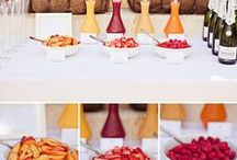 Party Planning (food) / by Melissa Hylton