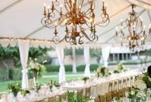 Venues | Marquees / Different styles of marquee and decor