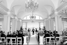 Weddings at the Museum / We think the museum is one of the most beautiful and elegant venues in which to have a wedding ceremony. See for yourself!