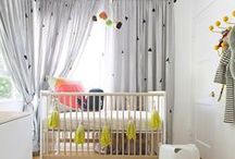 Little Ones / Inspiration for nurseries and little kid rooms