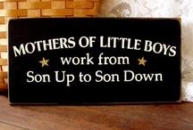 boys will be boys / by Sabrina Martinez