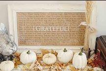 Thanksgiving / by Patricia Jones