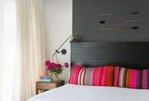 Bedroom / Ideas and inspiration for our bedroom