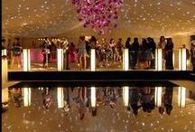 Lighting | Effects / Different effects for wedding and event spaces