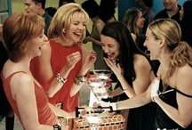 Sex and the City Hen Party / Sex and the city inspired hen party. Ideas for a stylish and classy city party. #henparty #hendo #satc #classy #sophisticated