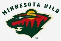 MN Wild <3  / Hockey / by Ashley Krager