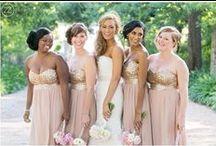 Attire | Maids / Bridesmaid Style