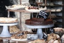 ♡ bakeries ♡ / for a cup of coffee and some cake