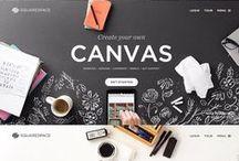 Website Design / by Elena Kovyrzina