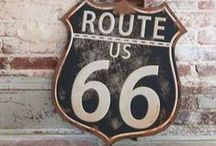 Get your KICKS on Route 66 / by April Lynn