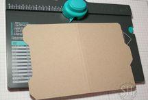 SU Envelope Punch Board / by Kerri Ruder
