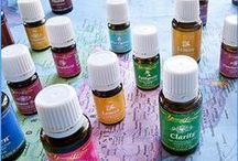 Essential Oils - Young Living / by Amy Sims