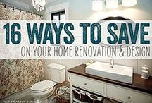Home Renovations / Home renos, improvements and valuable additions