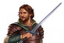 Bohaterowie / Są tu postacie do RPG
