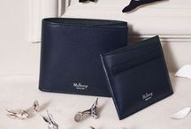 Mulberry Christmas Gifts For Him / Explore our men's essentials and gift him something Mulberry this season.