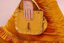Mulberry Summer '18 / Archetypes of Englishness inspire the Mulberry Spring Summer '18 collection - Edwardiana, Ascot Ladies' Day, garden parties, the great tradition of tea in fine bone china. Pastimes from another time, to inspire a collection for the present.
